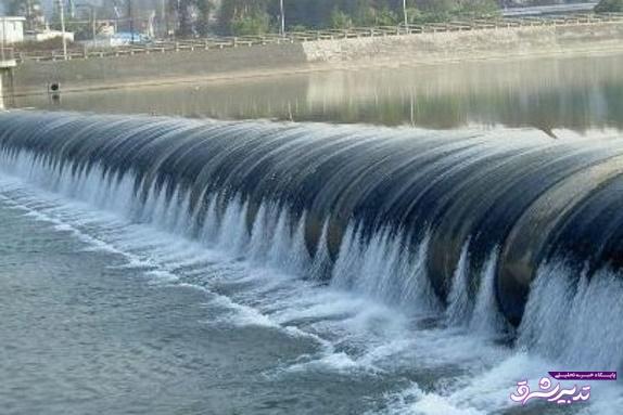 بزرگترین سد لاستیکی ایران