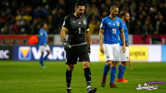 رییس فدراسیون فوتبال ایتالیا جام جهانی