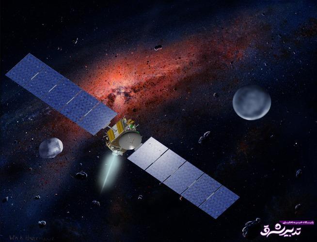 آشکارسازی سیگنالی مرموز توسط یک کاوشگر