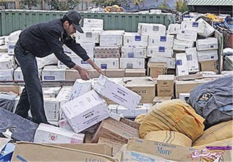 کالای قاچاق در استان سمنان