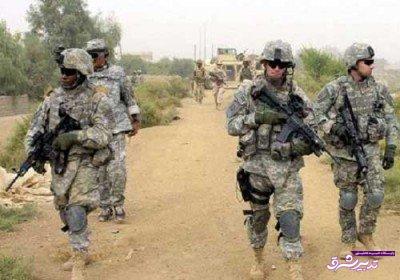 حمایت لجستیکی نظامیان آمریکا