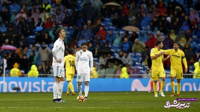 رئال مادرید بدترین نیم فصل دهه