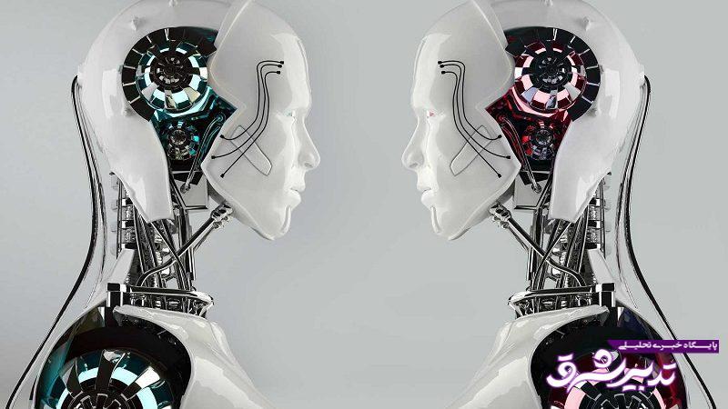 صنعت رباتیک جهان و ایران