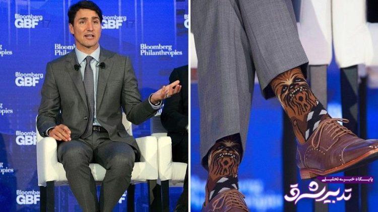 جاستین ترودو نخست وزیر کانادا