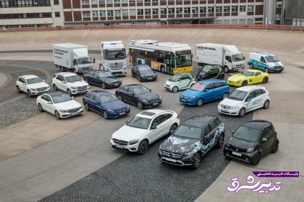 غول های خودروسازی