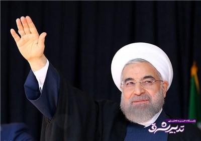 رئیس جمهور در تبریز