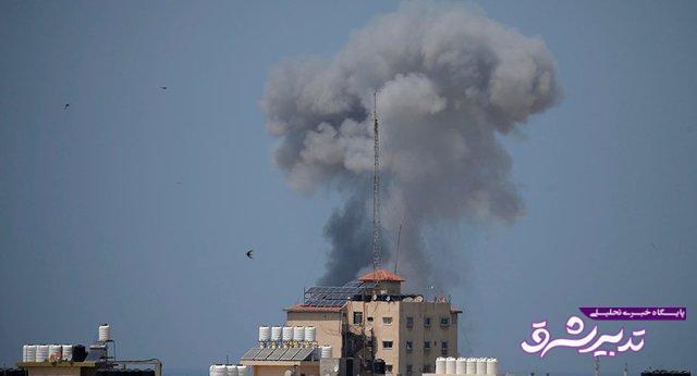 اسرائیل بمباران حماس و جهاد اسلامی