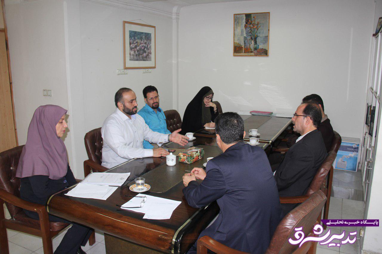 تصویر از برگزاری اولین نشست ستاد اجرایی