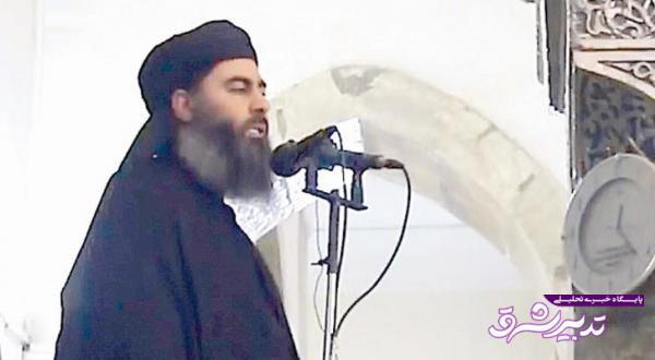 مرگ ابوبکر بغدادی