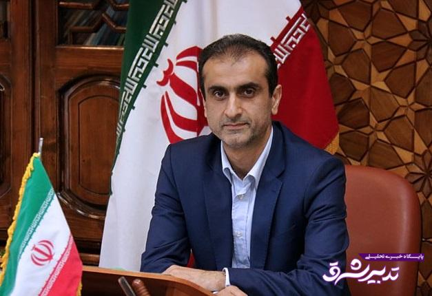 احمدی فرماندار رشت