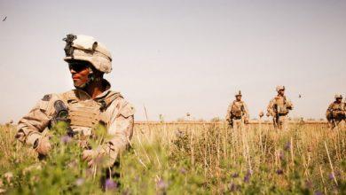 تخلیه نیروهای آمریکایی از افغانستان