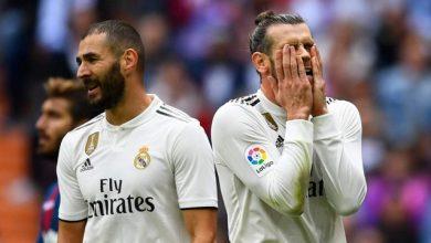 تحقیر رئال مادرید