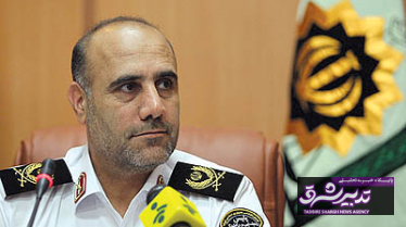 رییس پلیس پایتخت