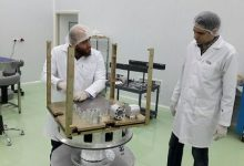 تصویر از ماهواره پیام را چه کسی ساخت و چرا در مدار قرار نگرفت؟
