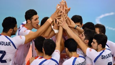 والیبال نوجوانان ایران