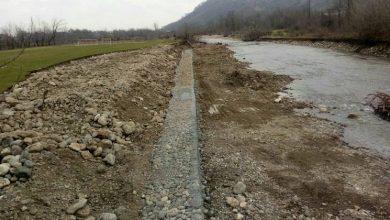 تصویر از شروع عملیات ساماندهی رودخانه های شهرستانهای فومن و شفت بر اساس شیوه نامه ساماندهی و کنترل سیلاب رودخانه
