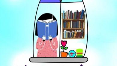 تصویر از درخشش اعضای کتابخانههای عمومی گیلان در پویش کشوری با کتاب در خانه