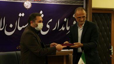 تصویر از نورالله اکبری سرپرست فرمانداری لاهیجان شد