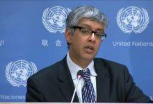 تصویر از ۴۸ نفر از کارکنان سازمان ملل در بیروت زخمی شدند
