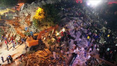 زلزله ازمیر ترکیه