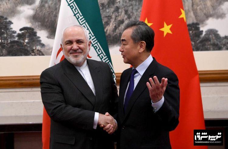 همکاریهای ایران و چین