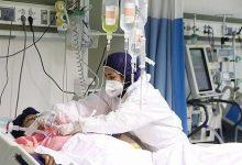 بیماران بدحال کرونایی