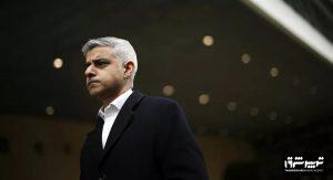 شهردار لندن