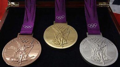 مدال قهرمانان