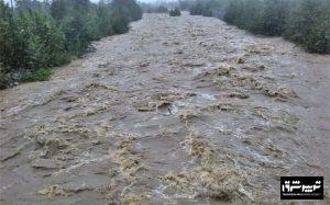 رودخانه های استان